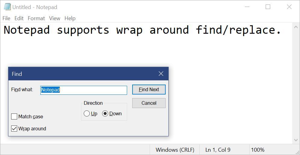 Windows记事本应用现在可以从Microsoft Store中获得的照片 - 3