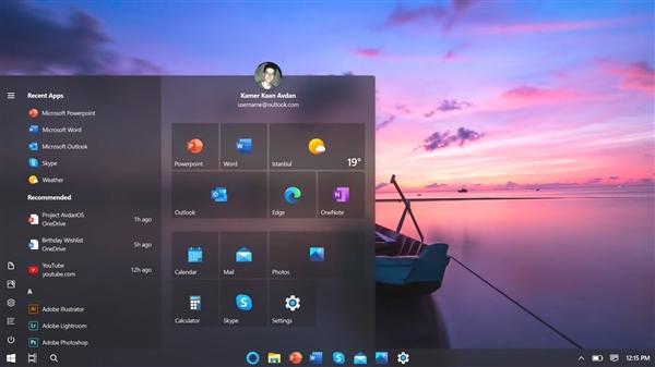 Windows 20 概念设计的照片 - 15