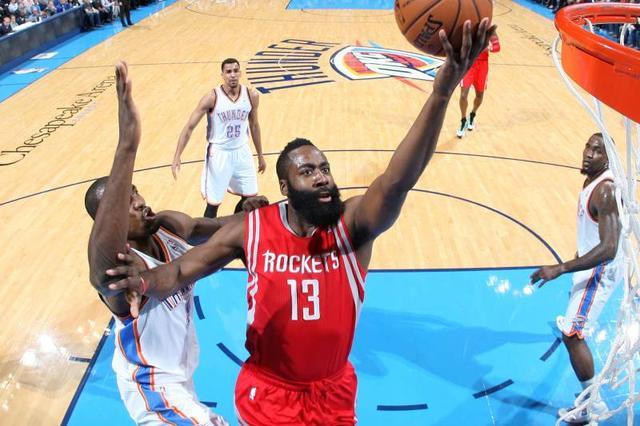 NBA过去10年10大惊天交易:哈登来火箭,猛龙得到伦纳德