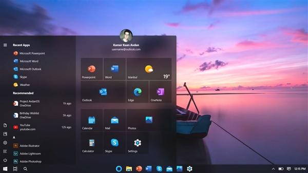 Windows 20 概念设计的照片 - 16