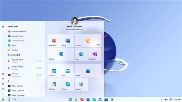 Windows 20 概念设计的照片 - 5