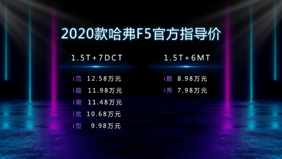 AG电竞-首搭车载微信的哈弗F5上市 7.98万元起售