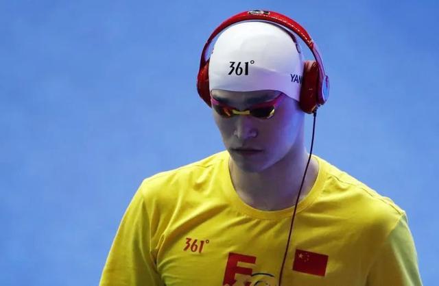 孙杨似乎并未受到案件影响,已正式入选了中国游泳队的奥运集训名单