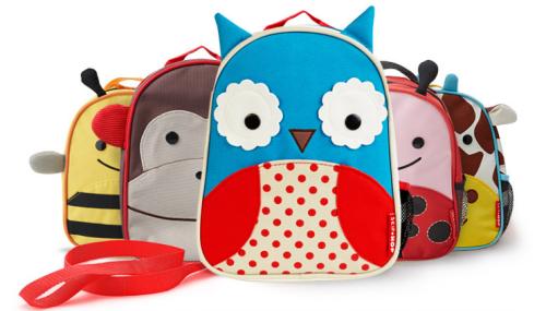小朋友的最爱 十款可爱的动物造型儿童书包推荐
