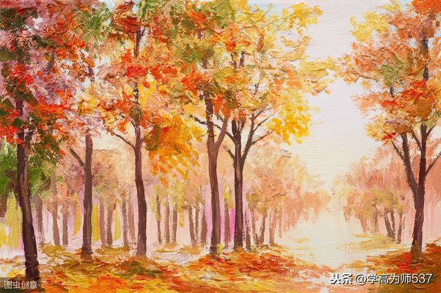 秋天的景色描写(一二年级别作文优美语句)