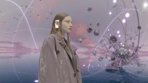 INXX打造虚拟秀场,呈现20 AW Fashion Show「Unity六合」