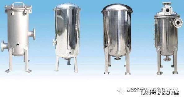 西安杰瑞環保分享精密過濾器工作原理及特點
