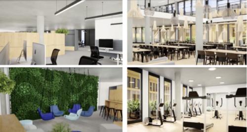 德国FOND OF方弗书包启用最新数字化办公大楼