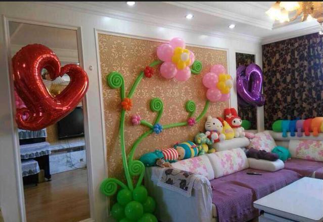 婚慶氣球拱門制作方法,分享氣球拱門制作步驟