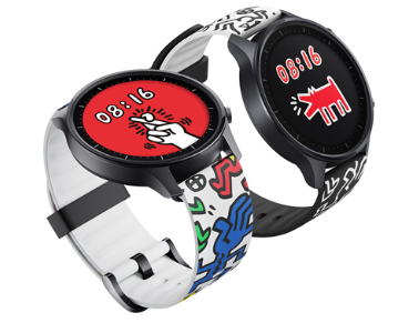 潮向艺术!小米手表Color推出艺术家Keith Haring联名礼盒