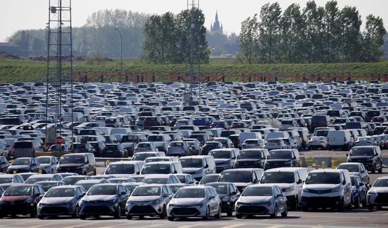 全球三大汽车市场销量预测仍走跌 欧洲跌幅最大