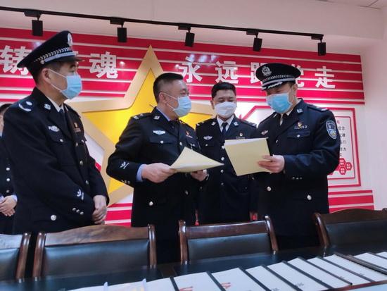 哈尔滨市公安局强化推进基层党建实战化