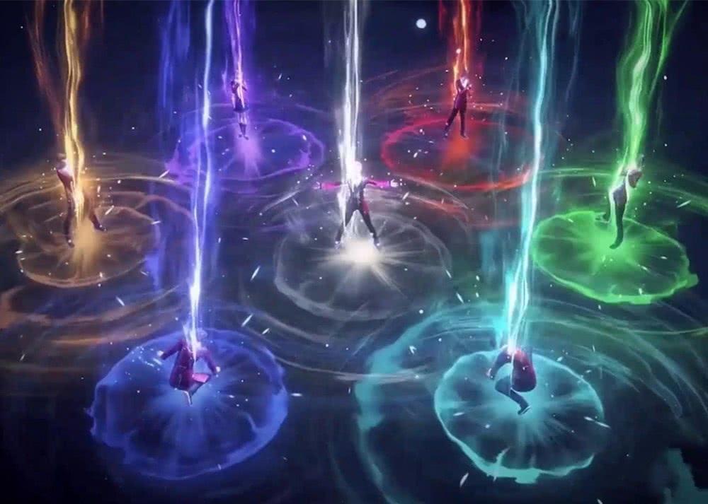 鬥羅大陸:蒼輝學院靠七位一體融合技,能戰勝武魂殿戰隊嗎?