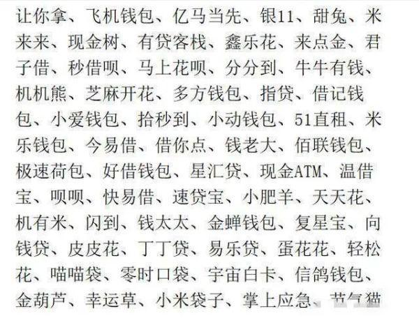 """020年网贷封停名单,网贷平台清退超1000家"""""""