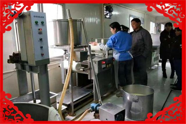 农村开豆制品加工厂(我开小型豆制品厂的年利润)