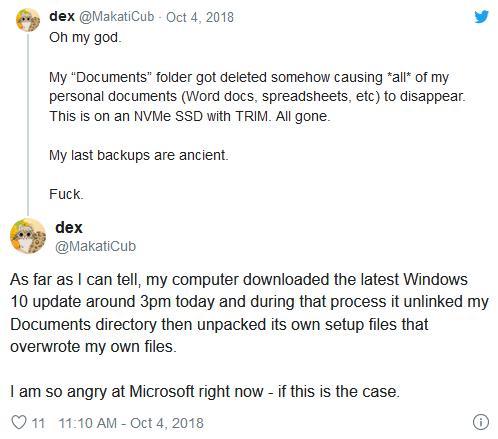 Win10 KB4549951让用户配置文件缺失故障再次发生的照片 - 4