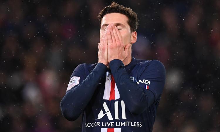 曝小德在巴黎处境艰难今夏离队 或转投尤文米兰