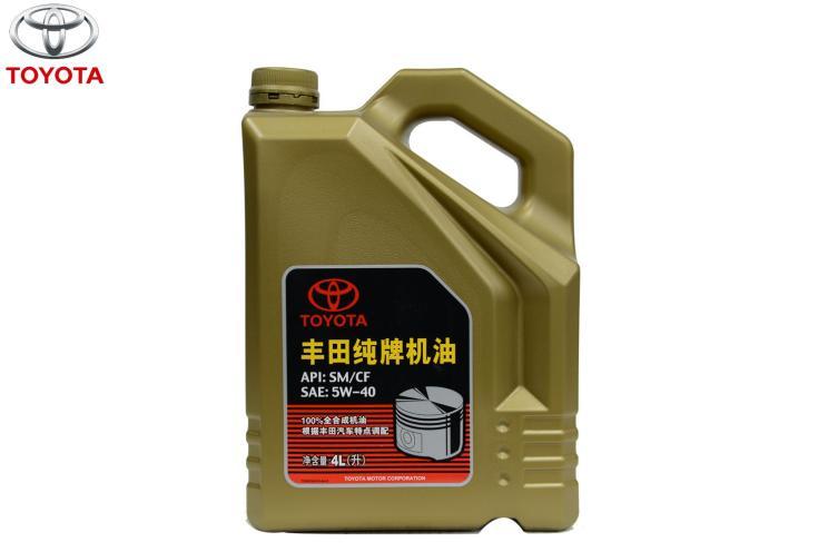 运动黏度存在问题 丰田纯牌机油抽查不合格