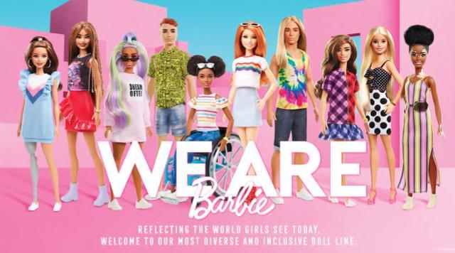芭比Barbie 2020 Shero吴敏霞 激励女性成就无限可能