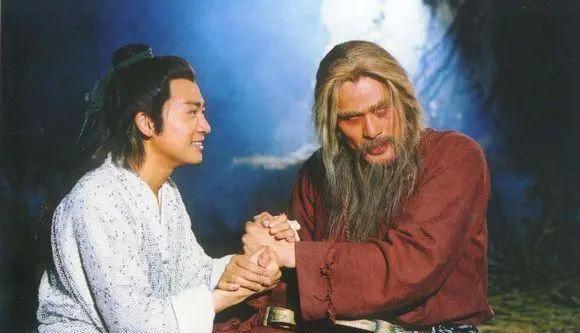 义父电影_王晶的新《倚天屠龙记》被吐槽是老年版,还是金毛狮王最靠谱 ...