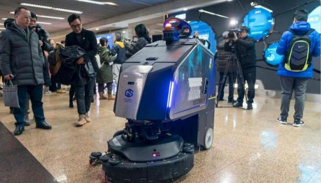 高仙机器人订单增加3倍,AI市场由慢热变火热