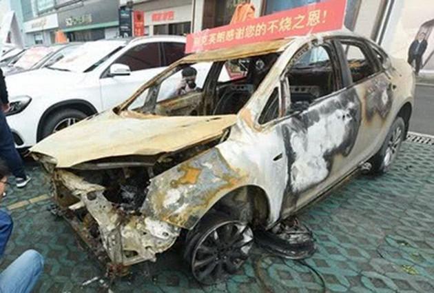 汽車自(zi)燃類(lei)事故(gu)頻發 消費者該如何(he)維(wei)權