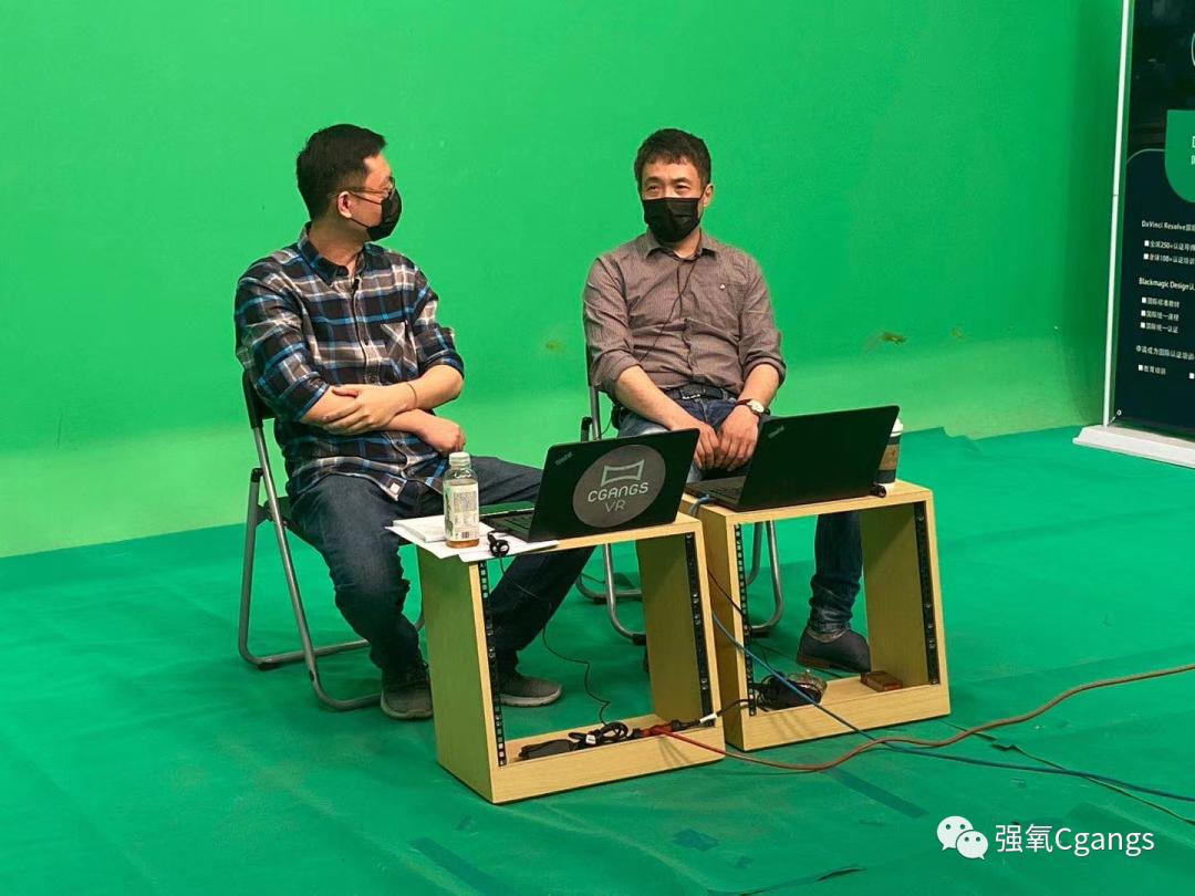 强氧&上海大学新闻传播学院网上直播课程圆满结束
