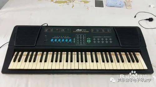 电子琴十个手指怎么放(十个手指怎么对应琴键)
