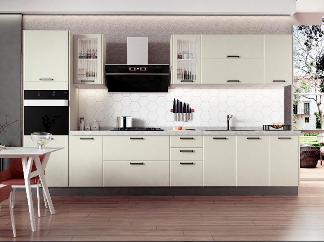 一字型厨房