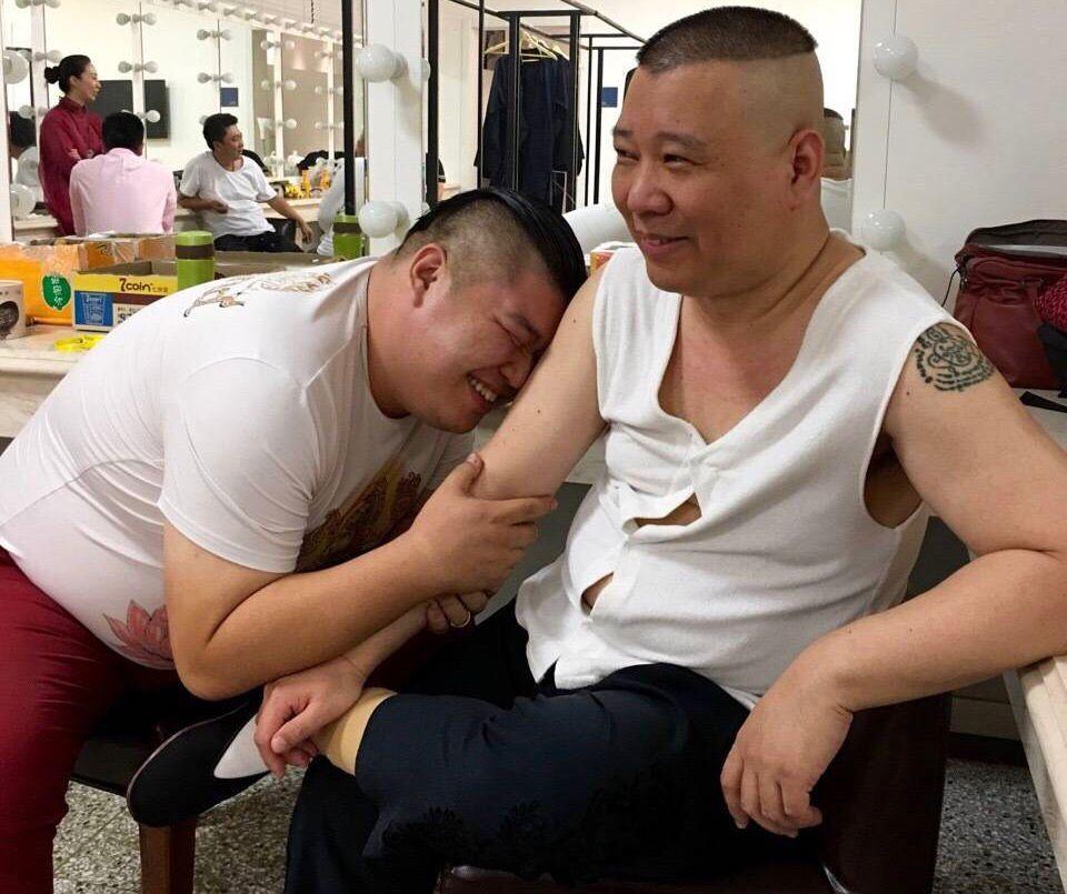 嘻哈包袱铺已有多人加入德云社,金霏陈曦会是下一个吗?