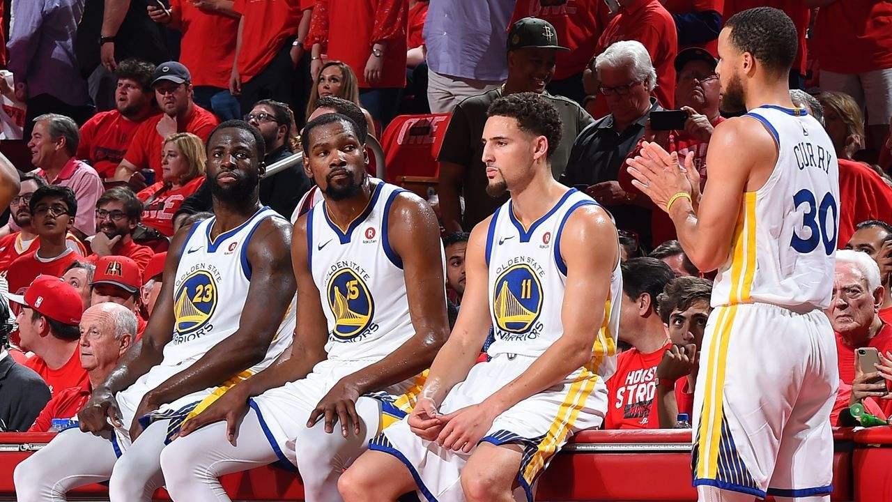 NBA前74巨星名单公布!勇士6人入选,汤普森落榜,库里力压杜兰特