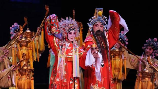 唐明皇与杨贵妃的故事,没有一部可以超越《长生殿》
