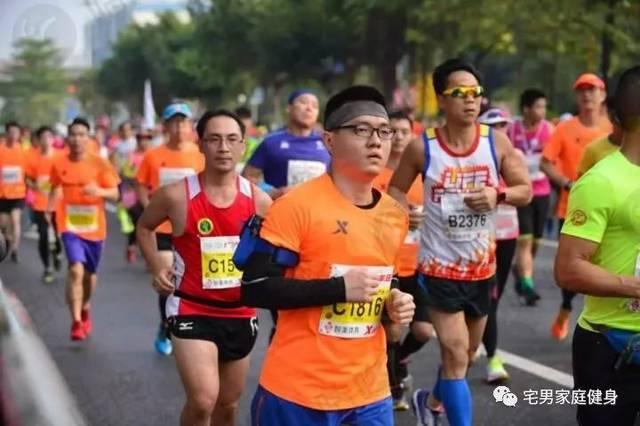 宅男健身日记: 半程马拉松要怎么跑才最安全, 第一次跑马的你想知道吗?