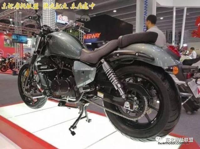 轻骑还没 挂,GV650太子摩托 米兰车展复活