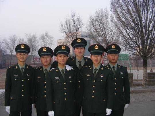 中原忠孝人物王相锋――一位来自汝州市温泉镇的退伍兵
