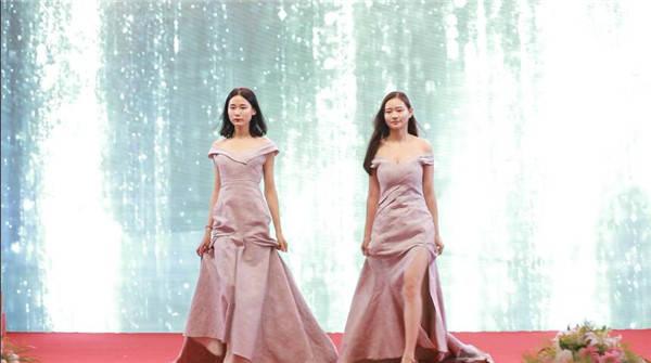 顾家家居在河北唐山举办时尚发布会活动