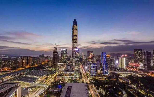 深圳改革开放40周年——从追赶时代到引领时代