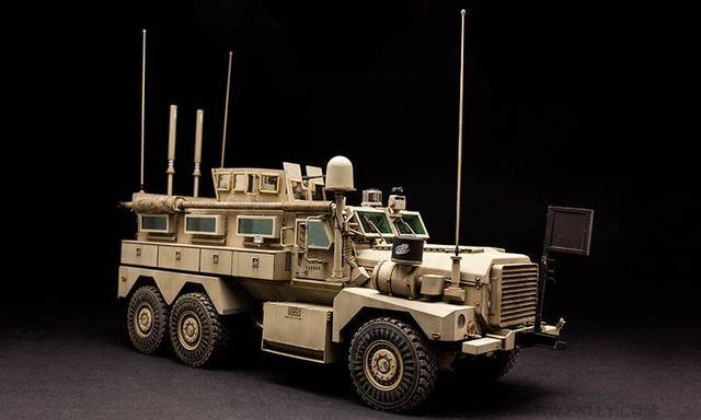 u.s. cougar 6×6 mrap vehicle