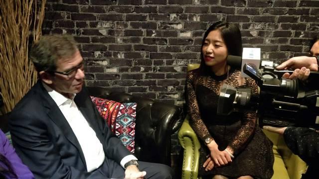 影响人物派:法国驻华大使馆大使专访
