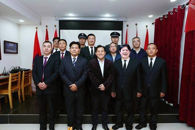 神之盾保安集团重组并入中国关工委双创公司