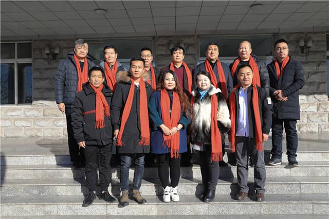 """唐山市中小企业创新发展商会开展""""冬日送温暖""""活动"""