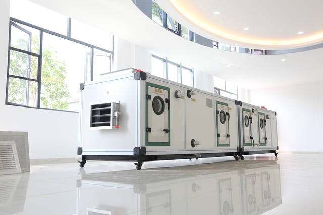 扬子江空调组合式空调机组图片