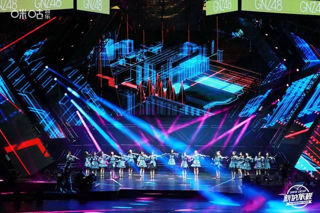 "SNH48 GROUP踏上""新的旅程"" 李艺彤再度称霸人气总决选"