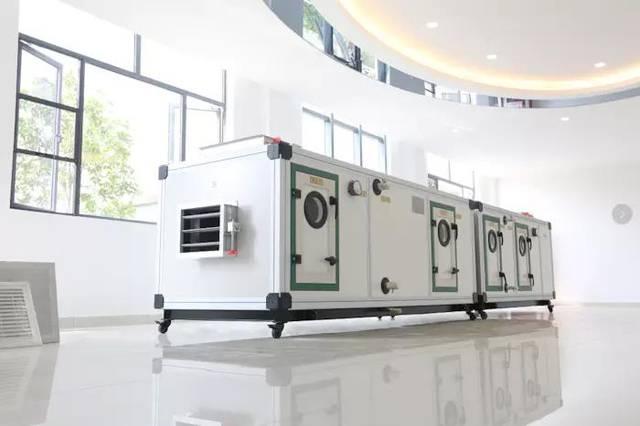 扬子江空调空气处理机组