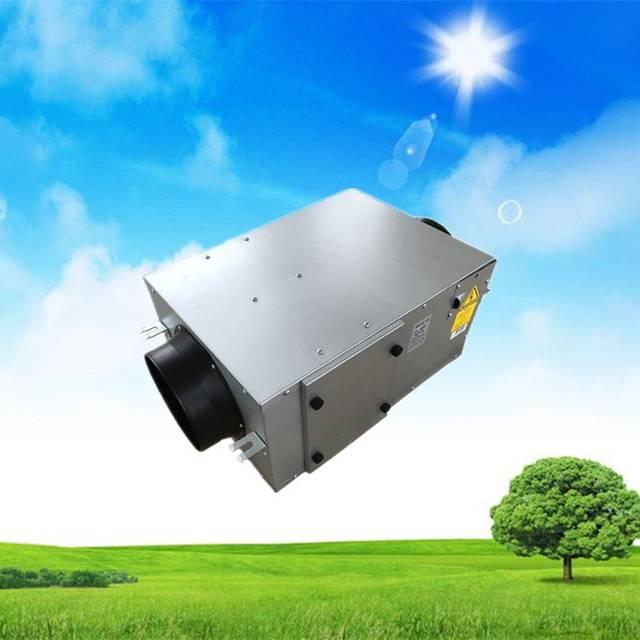 扬子江空调单向流新风系统