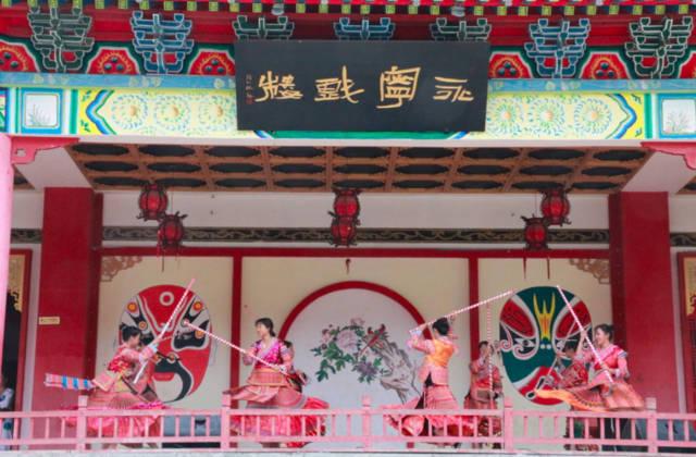 《国庆旅游到安顺·永宁明清古镇   带你探寻遗风,体验非遗文化!》
