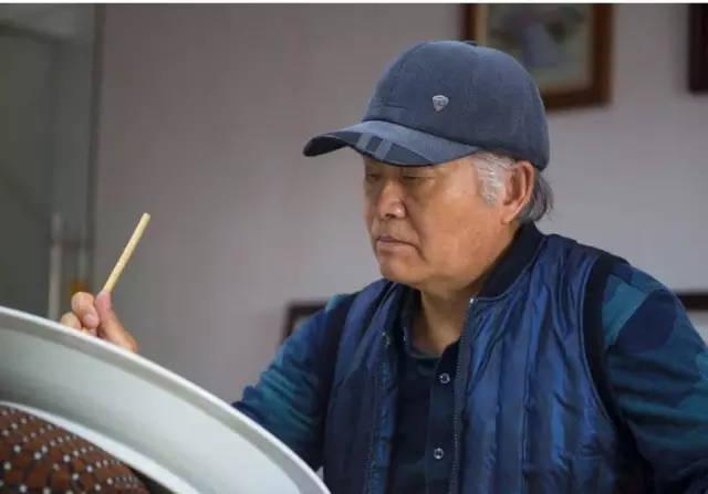 中国画名家——画家史国富作品欣赏