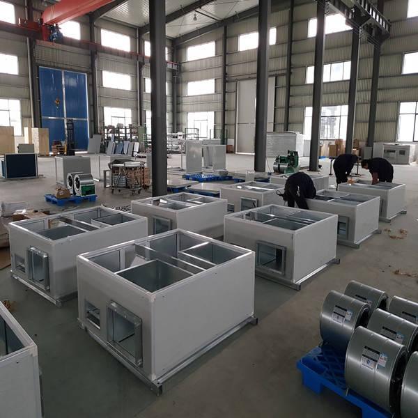 商用吊顶式新风换气机怎么样,生产厂家,扬子江空调
