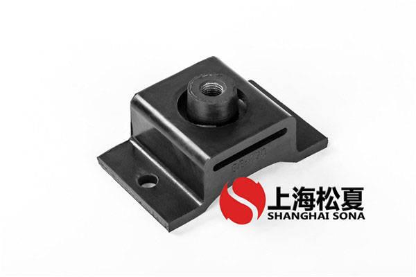 耐油胶管使用在液压泵的BE型橡胶减震器