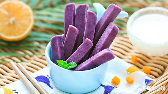 紫薯能促进肠道消化,还能补充能量,紫薯和红薯哪个更减肥?